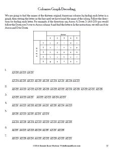 Graph decoding
