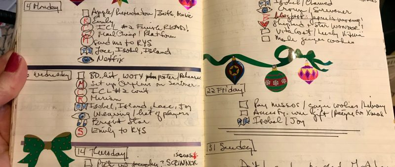 Bullet Journal: Decorative Stickers